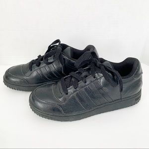 Adidas Super Cup Low Black Black Synthetic Sneaker